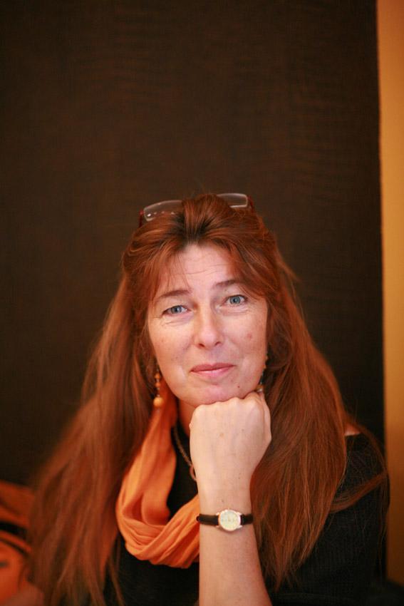 Henrika Andersson (fotograf: Lena Malm)